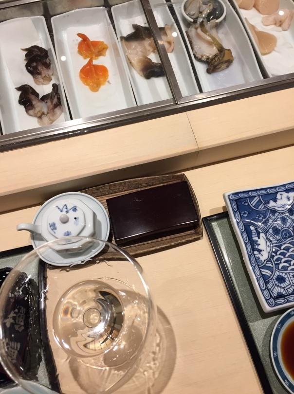 Miyako Sushi Hyatt Tokyo