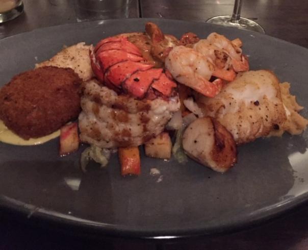 Fishernan's Platter